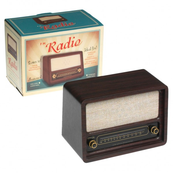 Nostalgie Transistor Radio